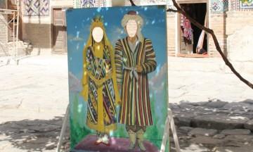 Cutout Samarkand